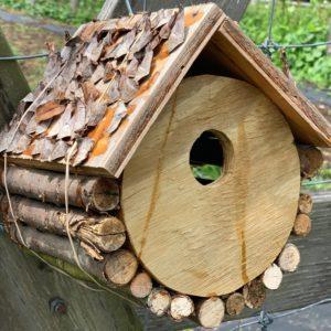 Round Robin Retreat Birdhouse